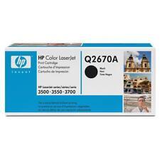 Toner originale HP Q2670A Nero per Color Laserjet 3500/3550/3700