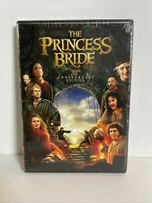 New The Princess Bride Dvd Fantasy Movie Elwes Wright Sarandon Patinkin Crystal