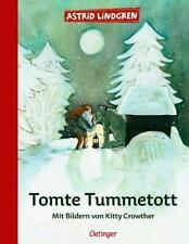 Tomte Tummetott von Astrid Lindgren (2014, Gebundene Ausgabe)