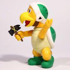 """Super Mario Koopa Troopa Hammer Bros. Action Figure Collection Nintendo 5"""" Toy"""