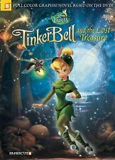 Disney Fairies Graphic Novel #12: Tinker Bell And The Lost Treasure: By Tea O...