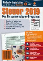 Steuer CD 2020 Einkommenssteuer Programm Steuererklärung ...