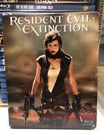 Resident Evil: Extinction (Blu-ray Disc, 2008) BOX #72