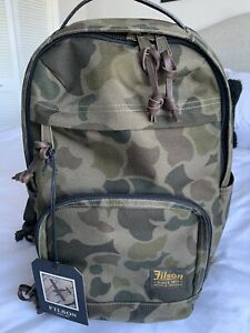 Filson Dryden Backpack, Dark Shrub Camo, New With Tags
