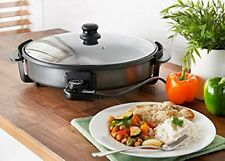 Large Quest Multi-Functional Electric Cooker,-  Perfect 4 Large Families