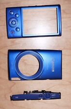 Canon PowerShot ELPH 170 IS / IXUS 170  blue  front & back & top parts EH0940