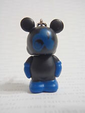 Disney Vinylmation Oh Mickey! SCARED FACE BLACK & BLUE Jr Figure w/Clip + Foil