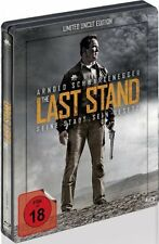 THE LAST STAND (Arnold Schwarzenegger) Blu-ray Disc, Steelbook NEU+OVP