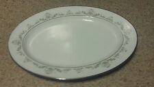 Noritake China Early Spring #2362 13 1/2 inch Serving Platter GREAT condition