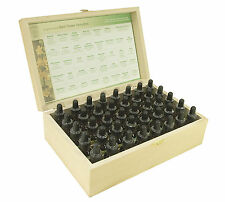 Complete set of 25ml Bach Flower Remedies in a Wooden Box