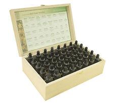 Komplett set von 25ml Bachblüten Heilmitteln in einem Holz Box
