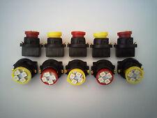 Fits Jeep 10 R&Y 4 LEDs Dashboard Instrument Panel Indicator Light Bulb Socket