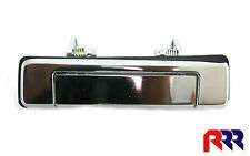 NEW Front Door Handle Chrome Ford Courier Mazda Bravo 6/85-12/98 PC/PD- LH