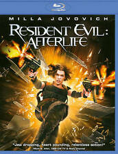 Resident Evil: Afterlife (Blu-ray Disc, 2010)
