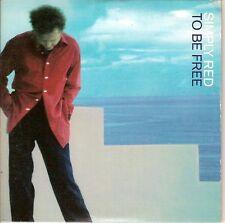 """SIMPLY RED - CD SINGLE PROMO """"TO BE FREE"""""""