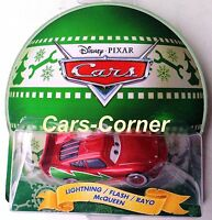 Disney Pixar Cars Lightning McQueen - Holiday Sprit 2013 - NEU & OVP Mattel