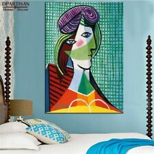 """Tete De Femme"", Picasso -  HD Print on canvas, For home, wall decoration 28x40"""