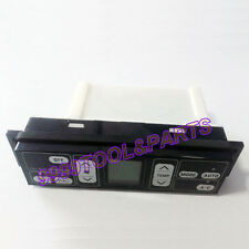 New Air Conditioner Control Panel 146570-0160 237040-0021 for Komatsu PC200-7