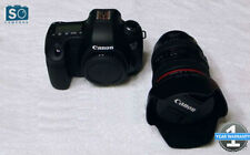 Canon EOS 6D DSLR Camera with Canon EF 24-105mm f/4 Lens (Mint) from Jessops**
