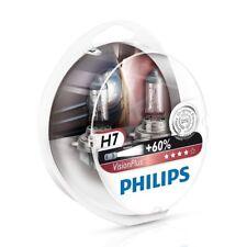 2x Philips H7 Vision Plus Halógeno 60% más de luz 12972VPS2