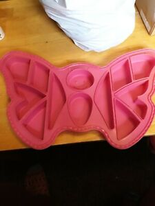 Silicone Butterfly Cake Mold