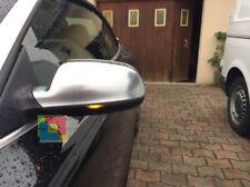 AUDI A4 S4 B8 8K 2012-2015 FRECCE LED DINAMICHE PER SPECCHI LATERALI LOOK FUME