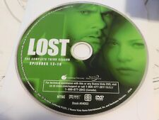 Lost Third Season 3 Disc 4 Replacement DVD Disc Only 54-230