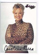 Sabrina the Teenage Witch Caroline Rhea as Aunt Hilda Auto Autograph A-4 A4