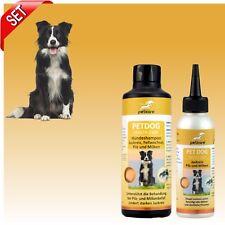 Milben und Juckreiz beim Hund stoppen - SET Milben & Juckreiz, Shampoo