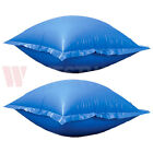 2 PACK - 4'x4' Winterizing Above Ground Pool Closing Air Pillow >ICE COMPENSATOR