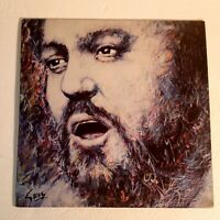 Luciano Pavarotti: Varismo Arias: London Records 1980 Vinyl LP Classical IMPORT