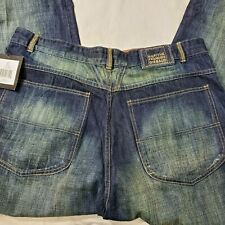 Marithe Francois Girbaud Mens Denim Jeans Brand X Size 38 Button Closure