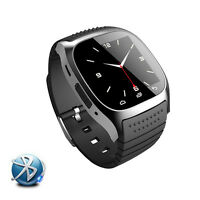 Bluetooth Wrist Smart Watch For Android Samsung Galaxy S5 Mini S4 S3 Note 2 3 4
