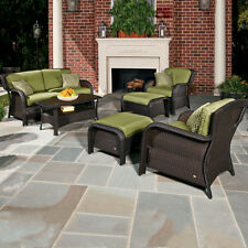 Hanover Outdoor Furniture STRATHMERE6PC Strathmere 6-Piece Deep-Seating Patio Se