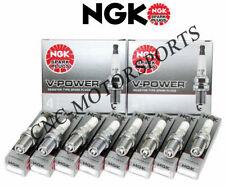 R5674-8 NGK Racing Spark Plugs 14 mm Thread 0.441 in Reach Tapered Seat 8 PAK
