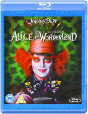 Alice in Wonderland 8717418265410 With Christopher Lee Blu-ray Region 2