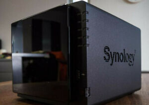 Very new Synology DS416Play Network Attached Storage NAS, 8GB RAM