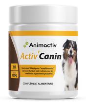 Activ'Canin de Animactiv,  complément alimentaire pour chien