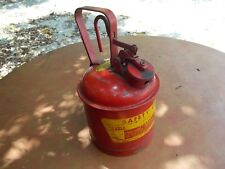 VINTAGE EAGLE MANUFACTURING 1 GAL SAFETY CAN U1-10S TYPE 1