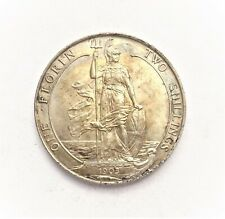 More details for edward vii  florin  -  two shillings  1903  unc
