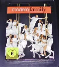 MODERN FAMILY DIE KOMPLETTE STAFFEL 7 DVD IM SCHUBER SCHNELLER VERSAND NEU & OVP