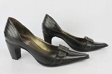 Scarpe PARIS TENUS In Pelle Nero T 36 ottima qualità