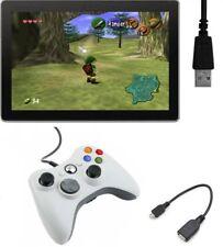 Tipo de Xbox 360 Micro USB Controlador Gamepad Fo Emulador De Tablet Android Teléfono Inteligente