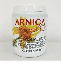 OFFICINALIS ARNICA 90% GEL CAVALLI 1000 ML ANTINFIAMMATORIO,DISTORSIONI,TRAUMI