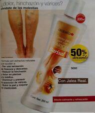 Arabela Barisal Con Extracto de Jalea Real Crema Para Piel Con Varices 200ml