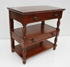 Rare+STICKLEY+Cherry+Finger+Lakes+Nightstand+Table%21