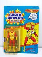 Vintage 1985 Kenner Super Powers FIRESTORM Action Figure Unpunched