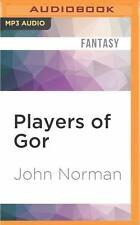 Gorean Saga: Players of Gor 20 by John Norman (2016, MP3 CD, Unabridged)