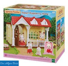 Sylvanian Families 5393 Himbeerhaus Sweet Raspberry House Haus Epoch Neu OVP