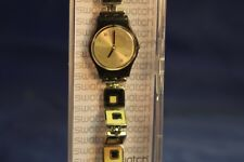 NEW OLD STOCK BEAUTIFUL  LADY'S 2002 IRONY SWATCH WATCH